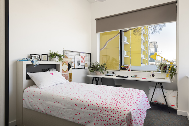 Campus Perth Rooms | Student Rooms In Perth | Campus Room Types